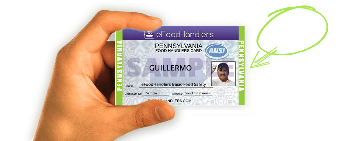 PENNSYLVANIA Food Handlers Card | eFoodhandlers® | $10